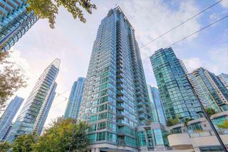 Main Photo: 2802 1328 W PENDER Street in Vancouver: Coal Harbour Condo for sale (Vancouver West)  : MLS®# R2130963