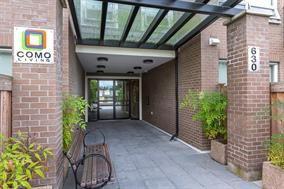 """Photo 2: 101 630 COMO LAKE Avenue in Coquitlam: Coquitlam West Condo for sale in """"COMO LIVING"""" : MLS®# R2142902"""