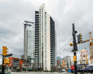 Photo 1: 606 501 PACIFIC Street in Vancouver: Downtown VW Condo for sale (Vancouver West)  : MLS®# R2143098