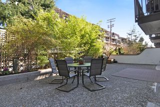 "Photo 12: 111 270 W 3RD Street in North Vancouver: Lower Lonsdale Condo for sale in ""HAMPTON COURT"" : MLS®# R2151454"