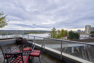 "Photo 12: 505 125 COLUMBIA Street in New Westminster: Downtown NW Condo for sale in ""NORTHBANK"" : MLS®# R2158737"