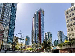 "Main Photo: 2701 1211 MELVILLE Street in Vancouver: Coal Harbour Condo for sale in ""THE RITZ"" (Vancouver West)  : MLS®# R2164514"