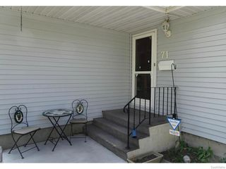 Photo 3: 71 MATHESON Crescent in Regina: Normanview Single Family Dwelling for sale (Regina Area 02)  : MLS®# 608345