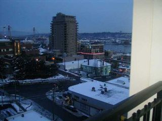"""Photo 8: 813 AGNES Street in New Westminster: Downtown NW Condo for sale in """"NEWS"""" : MLS®# V626336"""