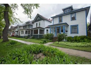 Photo 2: 130 Evanson Street in Winnipeg: Wolseley Residential for sale (5B)  : MLS®# 1712948