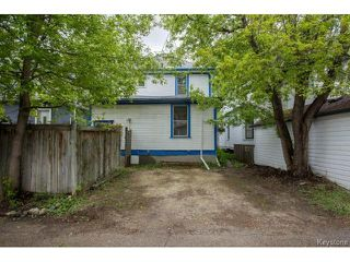 Photo 20: 130 Evanson Street in Winnipeg: Wolseley Residential for sale (5B)  : MLS®# 1712948