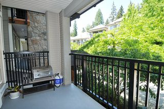 "Photo 12: 308 2968 SILVER SPRINGS Boulevard in Coquitlam: Westwood Plateau Condo for sale in ""TAMARISK"" : MLS®# R2174996"
