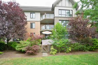 "Photo 1: 205 9970 148 Street in Surrey: Guildford Condo for sale in ""HIGHPOINT GARDENS"" (North Surrey)  : MLS®# R2186742"