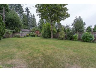 Photo 20: 11653 MORRIS Street in Maple Ridge: West Central House for sale : MLS®# R2208216