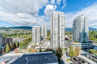 Photo 1: 1706 1155 THE HIGH Street in Coquitlam: North Coquitlam Condo for sale : MLS®# R2208275