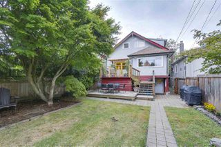"""Photo 20: 3756 W 19TH Avenue in Vancouver: Dunbar House for sale in """"DUNBAR"""" (Vancouver West)  : MLS®# R2208572"""