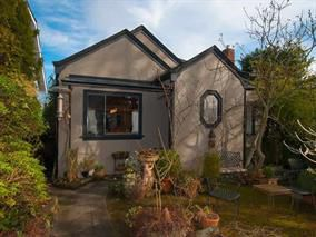 Photo 1: 4089 W 15th Avenue in Vancouver: Point Grey House for sale (Vancouver West)  : MLS®# V1052117