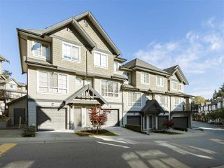"""Photo 1: 127 9133 GOVERNMENT Street in Burnaby: Government Road Townhouse for sale in """"TERRAMOR"""" (Burnaby North)  : MLS®# R2220437"""