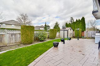Photo 20: 20713 90 AVENUE in Langley: Walnut Grove House for sale : MLS®# R2151390
