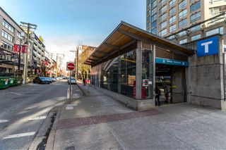 Photo 19: 903 212 DAVIE STREET in Vancouver: Yaletown Condo for sale (Vancouver West)  : MLS®# R2226235