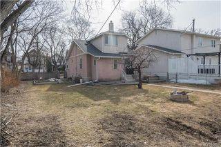 Photo 19: 471 Ritchot Street in Winnipeg: St Boniface Residential for sale (2A)  : MLS®# 1809515