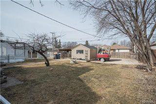 Photo 20: 471 Ritchot Street in Winnipeg: St Boniface Residential for sale (2A)  : MLS®# 1809515