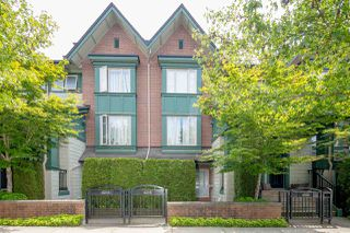 Photo 1: 6218 LOGAN Lane in Vancouver: University VW Townhouse for sale (Vancouver West)  : MLS®# R2274902
