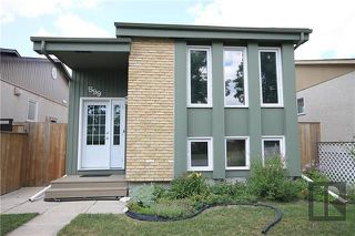 Photo 1: 599 Novavista Drive in Winnipeg: Meadowood Residential for sale (2E)  : MLS®# 1820497