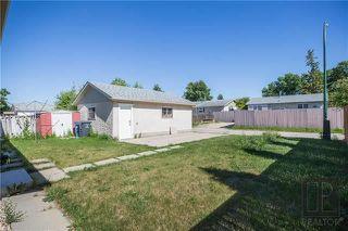 Photo 18: 274 Hazelwood Avenue in Winnipeg: Meadowood Residential for sale (2E)  : MLS®# 1821001