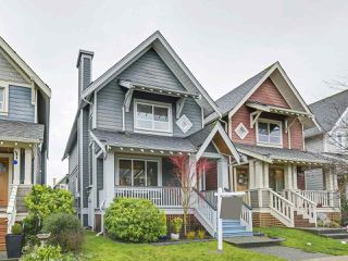 "Main Photo: 283 FURNESS Street in New Westminster: Queensborough House for sale in ""PORT ROYAL"" : MLS®# R2327867"