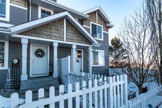 Main Photo: 3075 TRELLE Crescent in Edmonton: Zone 14 Townhouse for sale : MLS®# E4138605