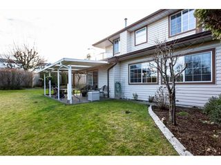 "Photo 19: 14 32659 GEORGE FERGUSON Way in Abbotsford: Abbotsford West Townhouse for sale in ""Canterbury Gate"" : MLS®# R2331851"