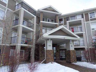 Main Photo: 6424 7331 SOUTH TERWILLEGAR Drive in Edmonton: Zone 14 Condo for sale : MLS®# E4141050