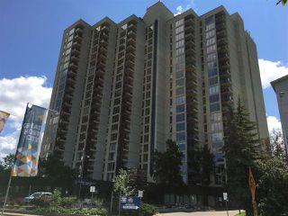 Main Photo: 1307 10149 SASKATCHEWAN Drive in Edmonton: Zone 15 Condo for sale : MLS®# E4141211