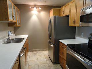 Photo 3: 216 17459 98A Avenue in Edmonton: Zone 20 Condo for sale : MLS®# E4143209