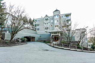 "Main Photo: 208 3033 TERRAVISTA Place in Port Moody: Port Moody Centre Condo for sale in ""GLENMORE"" : MLS®# R2350270"