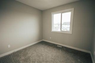 Photo 17: 2606 19A Avenue in Edmonton: Zone 30 House Half Duplex for sale : MLS®# E4155844