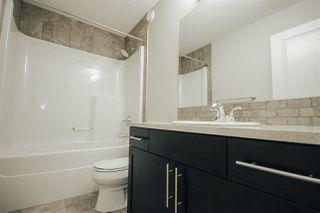 Photo 16: 2606 19A Avenue in Edmonton: Zone 30 House Half Duplex for sale : MLS®# E4155844