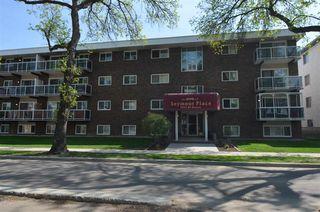 Photo 1: 308 9925 83 Avenue in Edmonton: Zone 15 Condo for sale : MLS®# E4158967
