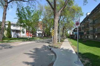 Photo 2: 308 9925 83 Avenue in Edmonton: Zone 15 Condo for sale : MLS®# E4158967