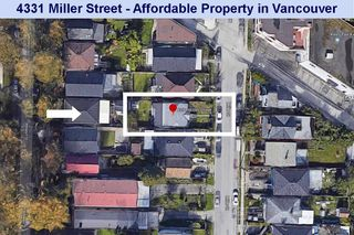 Photo 19: 4331 MILLER Street in Vancouver: Victoria VE House for sale (Vancouver East)  : MLS®# R2382936