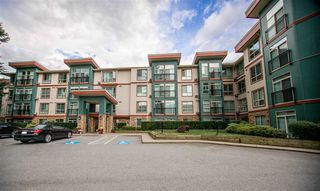 "Main Photo: 203 33485 SOUTH FRASER Way in Abbotsford: Central Abbotsford Condo for sale in ""Citadel Ridge"" : MLS®# R2384525"