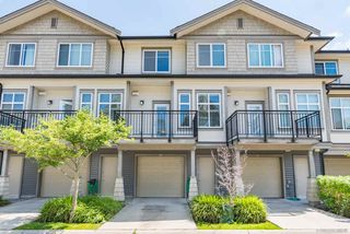 Photo 1: 52 9800 ODLIN Road in Richmond: West Cambie Townhouse for sale : MLS®# R2385361