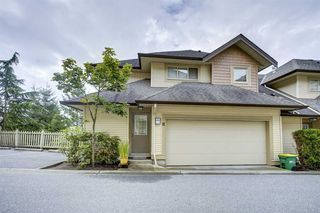 "Photo 1: 11 20350 68 Avenue in Langley: Willoughby Heights Townhouse for sale in ""SUNRIDGE"" : MLS®# R2389347"