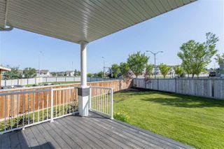Photo 25: 1003 79 Street in Edmonton: Zone 53 House for sale : MLS®# E4170024