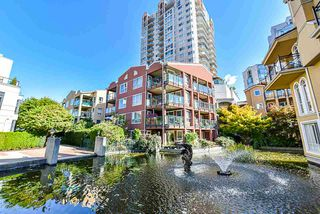 "Photo 1: 105 12 LAGUNA Court in New Westminster: Quay Condo for sale in ""Laguna Landing"" : MLS®# R2409518"