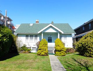 Main Photo: 2079 W 46TH Avenue in Vancouver: Kerrisdale House for sale (Vancouver West)  : MLS®# R2410329