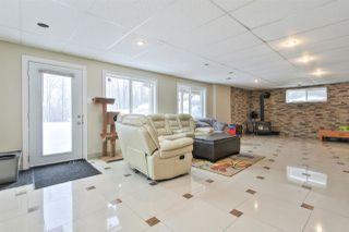 Photo 32: 314 Mcmann Drive: Rural Parkland County House for sale : MLS®# E4184735