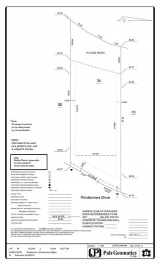 Photo 16: 18 WINDERMERE Drive in Edmonton: Zone 56 Vacant Lot for sale : MLS®# E4202625