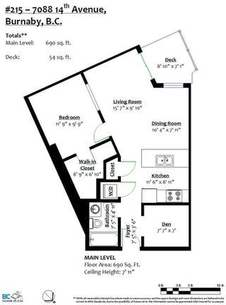 """Photo 21: 215 7088 14TH Avenue in Burnaby: Edmonds BE Condo for sale in """"RED BRICK"""" (Burnaby East)  : MLS®# R2527809"""