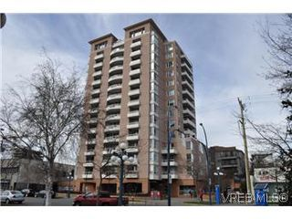 Photo 1: 402 930 Yates Street in VICTORIA: Vi Downtown Condo Apartment for sale (Victoria)  : MLS®# 290238