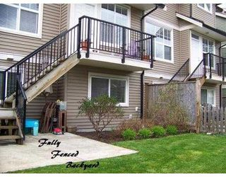 "Photo 14: 27 11720 COTTONWOOD Drive in Maple Ridge: Cottonwood MR Townhouse for sale in ""COTTONWOOD GREEN"" : MLS®# V882022"