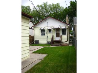 Photo 2: 1056 ASHBURN Street in WINNIPEG: West End / Wolseley Residential for sale (West Winnipeg)  : MLS®# 1110437
