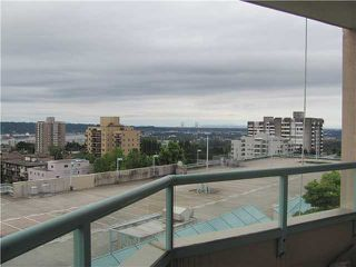 "Photo 8: 706 728 PRINCESS Street in New Westminster: Uptown NW Condo for sale in ""PRINCESS TOWER"" : MLS®# V905689"
