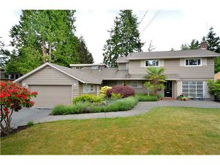 Photo 1: 4858 8A Avenue in Tsawwassen: Tsawwassen Central House for sale : MLS®# V955867
